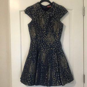 Chi Chi London Skater Dress in Size 8